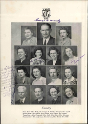 Page 12, 1946 Edition, Glen Allen High School - Panthian Yearbook (Glen Allen, VA) online yearbook collection