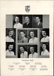 Page 14, 1946 Edition, Glen Allen High School - Panthian Yearbook (Glen Allen, VA) online yearbook collection