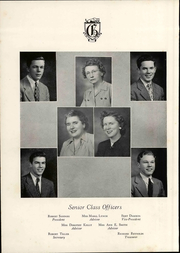 Page 16, 1946 Edition, Glen Allen High School - Panthian Yearbook (Glen Allen, VA) online yearbook collection