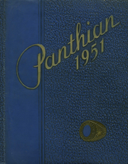 1951 Edition, Glen Allen High School - Panthian Yearbook (Glen Allen, VA)