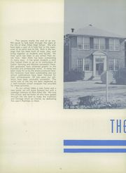 Page 10, 1951 Edition, Glen Allen High School - Panthian Yearbook (Glen Allen, VA) online yearbook collection