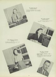 Page 13, 1951 Edition, Glen Allen High School - Panthian Yearbook (Glen Allen, VA) online yearbook collection