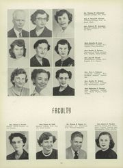 Page 14, 1951 Edition, Glen Allen High School - Panthian Yearbook (Glen Allen, VA) online yearbook collection