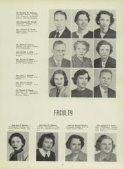 Page 15, 1951 Edition, Glen Allen High School - Panthian Yearbook (Glen Allen, VA) online yearbook collection