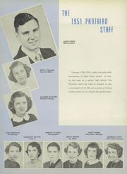 Page 6, 1951 Edition, Glen Allen High School - Panthian Yearbook (Glen Allen, VA) online yearbook collection