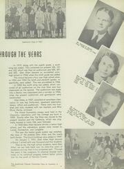 Page 9, 1951 Edition, Glen Allen High School - Panthian Yearbook (Glen Allen, VA) online yearbook collection