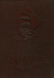 1941 Edition, Oceana High School - Cavalier Yearbook (Virginia Beach, VA)