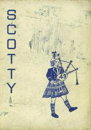 1949 Edition, Scottsville High School - Scotty Yearbook (Scottsville, VA)