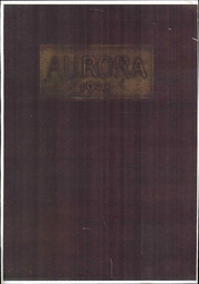 Page 1, 1923 Edition, Bridgewater High School - Aurora Yearbook (Bridgewater, VA) online yearbook collection