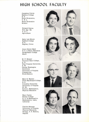 Page 11, 1961 Edition, Millboro High School - Spur Yearbook (Millboro, VA) online yearbook collection