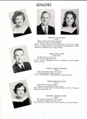 Page 14, 1961 Edition, Millboro High School - Spur Yearbook (Millboro, VA) online yearbook collection