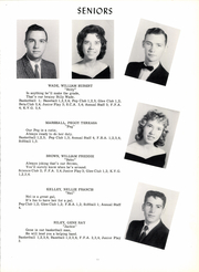 Page 15, 1961 Edition, Millboro High School - Spur Yearbook (Millboro, VA) online yearbook collection