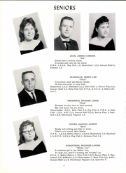 Page 16, 1961 Edition, Millboro High School - Spur Yearbook (Millboro, VA) online yearbook collection