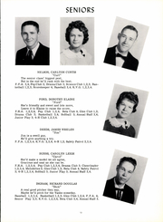 Page 17, 1961 Edition, Millboro High School - Spur Yearbook (Millboro, VA) online yearbook collection