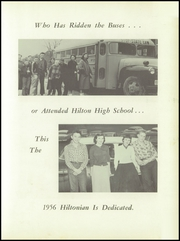 Page 15, 1956 Edition, Hilton High School - Hiltonian Yearbook (Hiltons, VA) online yearbook collection
