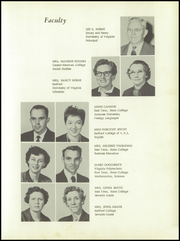 Hilton High School - Hiltonian Yearbook (Hiltons, VA) online yearbook collection, 1956 Edition, Page 19