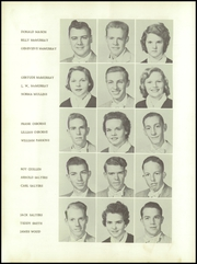 Hilton High School - Hiltonian Yearbook (Hiltons, VA) online yearbook collection, 1956 Edition, Page 34
