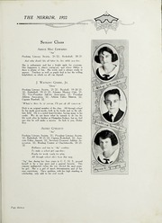 Page 15, 1922 Edition, Chase City High School - Mirror Yearbook (Chase City, VA) online yearbook collection