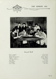 Page 8, 1922 Edition, Chase City High School - Mirror Yearbook (Chase City, VA) online yearbook collection