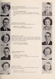 Page 17, 1950 Edition, Chase City High School - Mirror Yearbook (Chase City, VA) online yearbook collection