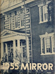 Chase City High School - Mirror Yearbook (Chase City, VA) online yearbook collection, 1955 Edition, Page 1