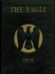 1950 Edition, Carver High School - Eagle Yearbook (Salem, VA)