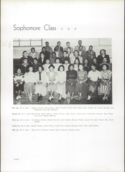 Carver High School - Eagle Yearbook (Salem, VA) online yearbook collection, 1950 Edition, Page 22
