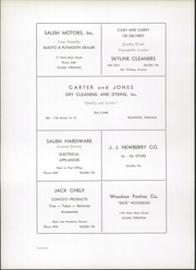 Carver High School - Eagle Yearbook (Salem, VA) online yearbook collection, 1950 Edition, Page 44