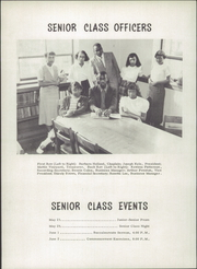 Page 10, 1952 Edition, Carver High School - Eagle Yearbook (Salem, VA) online yearbook collection