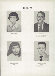 Page 12, 1952 Edition, Carver High School - Eagle Yearbook (Salem, VA) online yearbook collection