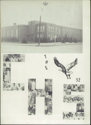 Page 5, 1952 Edition, Carver High School - Eagle Yearbook (Salem, VA) online yearbook collection