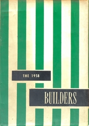 Page 1, 1958 Edition, Jarratt High School - Builders Yearbook (Jarratt, VA) online yearbook collection