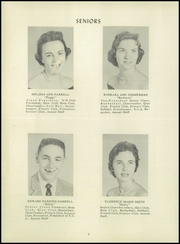 Page 10, 1958 Edition, Jarratt High School - Builders Yearbook (Jarratt, VA) online yearbook collection