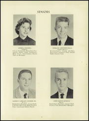 Page 11, 1958 Edition, Jarratt High School - Builders Yearbook (Jarratt, VA) online yearbook collection