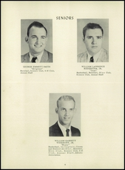 Page 12, 1958 Edition, Jarratt High School - Builders Yearbook (Jarratt, VA) online yearbook collection