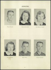 Page 14, 1958 Edition, Jarratt High School - Builders Yearbook (Jarratt, VA) online yearbook collection
