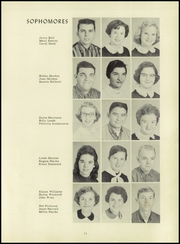 Page 15, 1958 Edition, Jarratt High School - Builders Yearbook (Jarratt, VA) online yearbook collection