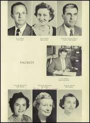 Page 7, 1958 Edition, Jarratt High School - Builders Yearbook (Jarratt, VA) online yearbook collection