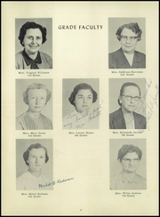 Page 8, 1958 Edition, Jarratt High School - Builders Yearbook (Jarratt, VA) online yearbook collection