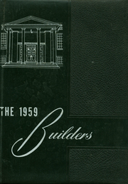 Page 1, 1959 Edition, Jarratt High School - Builders Yearbook (Jarratt, VA) online yearbook collection
