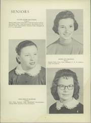 Page 10, 1959 Edition, Jarratt High School - Builders Yearbook (Jarratt, VA) online yearbook collection