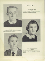 Page 11, 1959 Edition, Jarratt High School - Builders Yearbook (Jarratt, VA) online yearbook collection