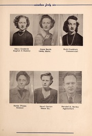 Page 15, 1946 Edition, Dickenson Memorial High School - Green Knight Yearbook (Clintwood, VA) online yearbook collection
