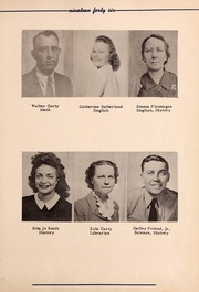 Page 17, 1946 Edition, Dickenson Memorial High School - Green Knight Yearbook (Clintwood, VA) online yearbook collection