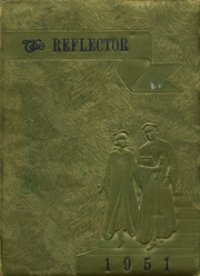 1951 Edition, Dunlap High School - Reflector Yearbook (Covington, VA)