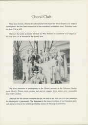 Page 11, 1954 Edition, Madam Viaud High School - Spectator Yearbook (Roanoke, VA) online yearbook collection
