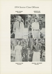 Page 12, 1954 Edition, Madam Viaud High School - Spectator Yearbook (Roanoke, VA) online yearbook collection