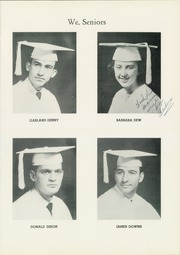 Page 15, 1954 Edition, Madam Viaud High School - Spectator Yearbook (Roanoke, VA) online yearbook collection