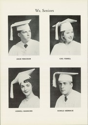 Page 16, 1954 Edition, Madam Viaud High School - Spectator Yearbook (Roanoke, VA) online yearbook collection