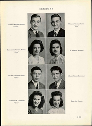 Page 11, 1945 Edition, Portlock High School - Pioneer Yearbook (Norfolk, VA) online yearbook collection